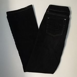 White House Black Market Blanc Black Boot Jeans 4R
